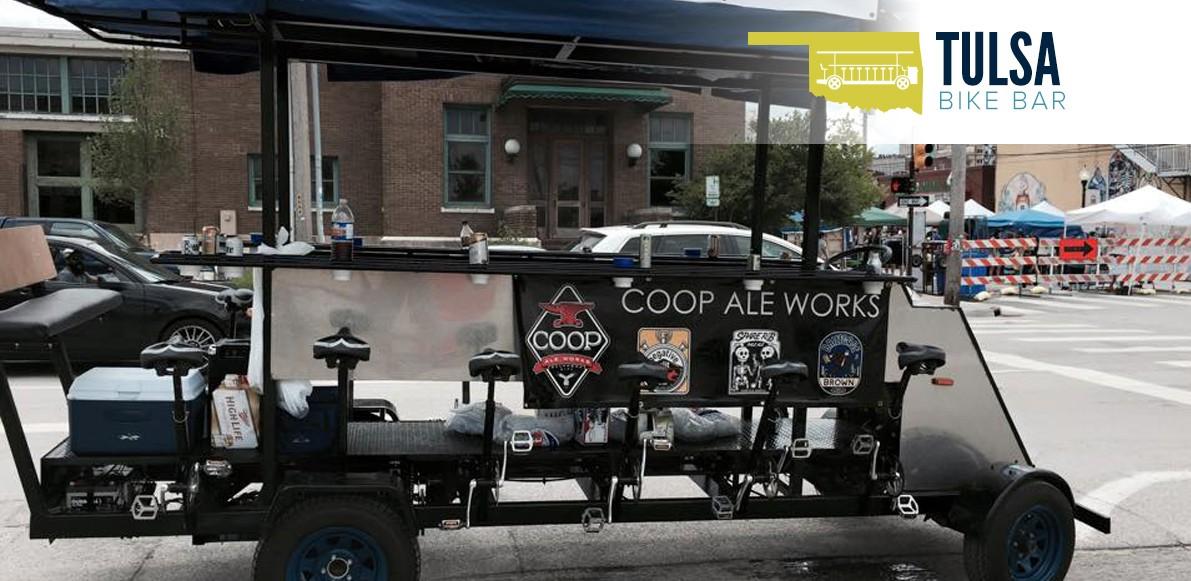 Bike Bar Tours Denver