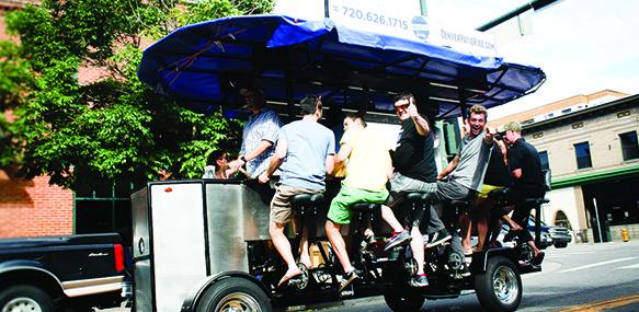 Tour Routes Bike Bar Tours Houston